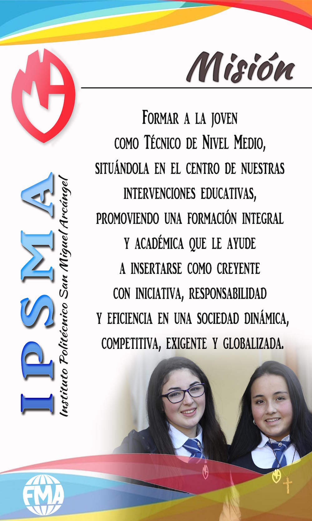 mision ipsma oficial